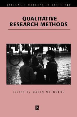 Qualitative Rsrch Methods C Darin Weinberg
