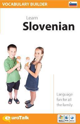 Vocabulary Builder Slovenian EuroTalk