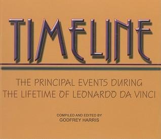 Timeline: The Principal Events During the Lifetime of Leonardo Da Vinci  by  Godfrey Harris