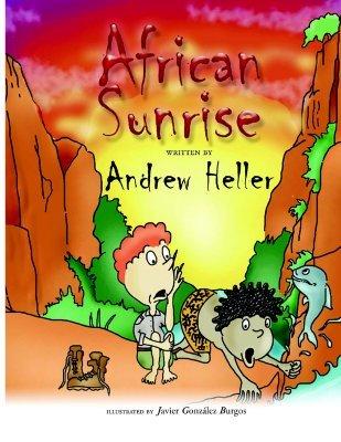 African Sunrise Andrew Heller