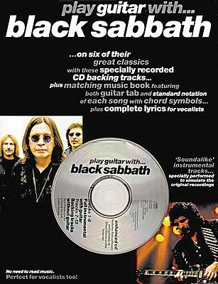 Play Guitar With...Black Sabbath Music Sales Corporation