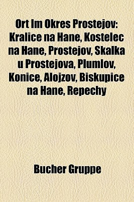 Ort Im Okres Prost Jov  by  Bücher Gruppe