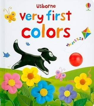 Very First Colors  by  Jo Litchfield