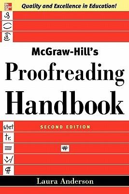 McGraw-Hills Proofreading Handbook  by  Laura Killen Anderson