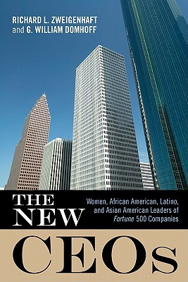The New CEOs: Women, African American, Latino & Asian American Leaders of Fortune 500 Companies  by  Richard L. Zweigenhaft