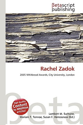 Rachel Zadok  by  NOT A BOOK