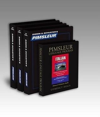 Italian I-III Plus: Learn to Speak and Understand Italian with Pimsleur Language Programs Pimsleur Language Programs