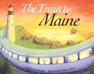 The Train to Maine Jamie Spencer