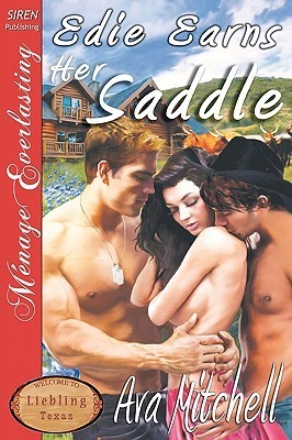 Edie Earns Her Saddle  by  Ava Mitchell