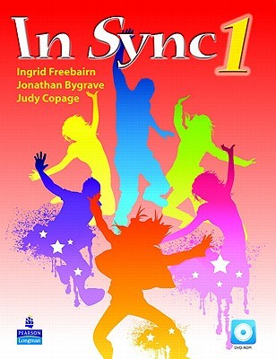 In Sync 1 [With CD (Audio)]  by  Ingrid Freebairn