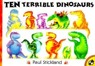 Dinosaur Roar! Collectible Picture Book 3  by  Paul Stickland