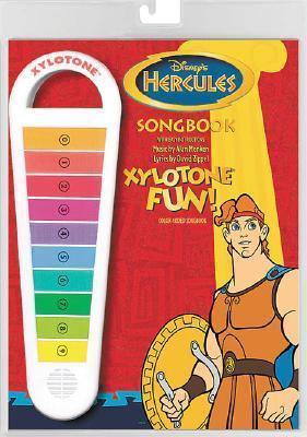 Disneys Hercules Songbook Xylotone Fun! Hal Leonard Publishing Company