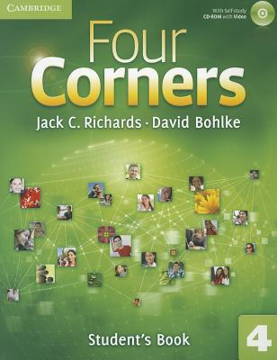 Four Corners Students Book 4 [With CDROM] Jack C. Richards