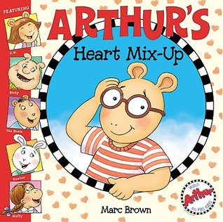 Arthurs Heart Mix-Up (Arthur Adventures Marc Brown
