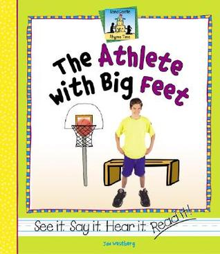 The Athlete with Big Feet  by  Jan Westberg