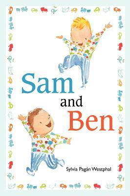 Sam and Ben  by  Sylvia Pag Westphal