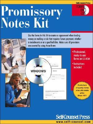 Promissory Notes Kit  by  Self-Counsel Press