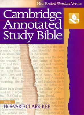 Holy Bible: NRSV Annotated Study Hardcover NR340  by  Anonymous
