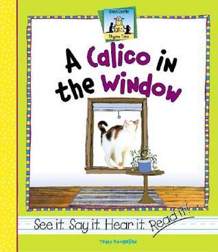 A Calico In The Window  by  Tracy Kompelien