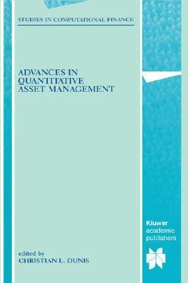 Advances In Quantitative Asset Management Christian Dunis