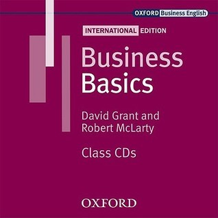 Business Basics: International Edition  by  David Grant