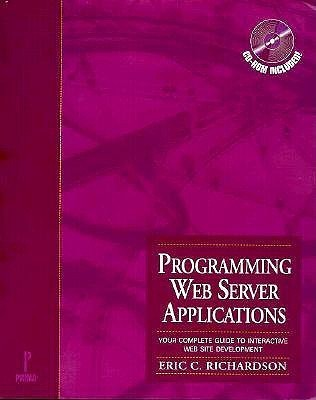 Programming Web Server Applica  by  Eric C. Richardson