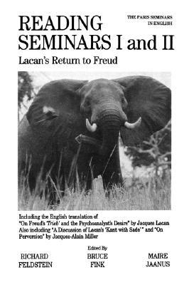 Reading Seminars I and II: Lacans Return to Freud (Suny Series in Psychoanalysis & Culture) (SUNY Series in Psychoanalysis and Culture)  by  Richard Feldstein