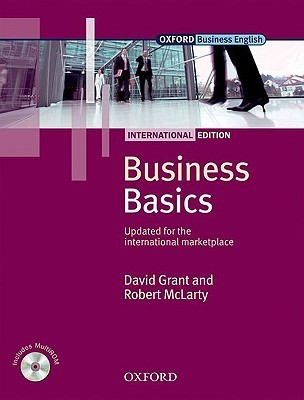 Business Basics Student Book: International Edition  by  David Grant