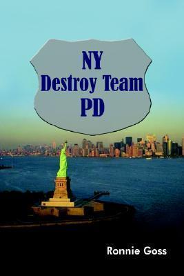 NY Destroy Team Pd Ron Goss
