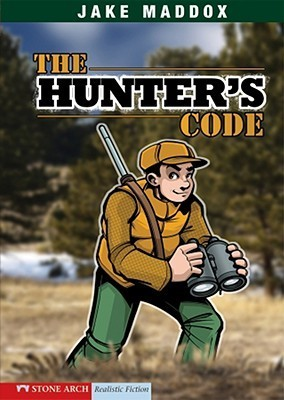 The Hunters Code  by  Jake Maddox