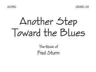 Another Step Toward the Blues - Score Fred Sturm