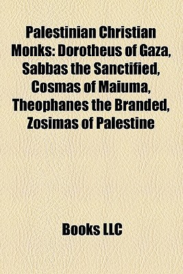 Palestinian Christian Monks Books LLC