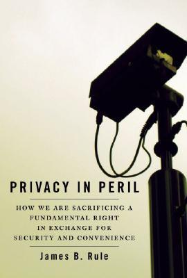 Privacy in Peril James B. Rule