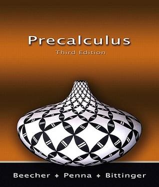 Precalculus a la Carte Plus Judith A. Beecher