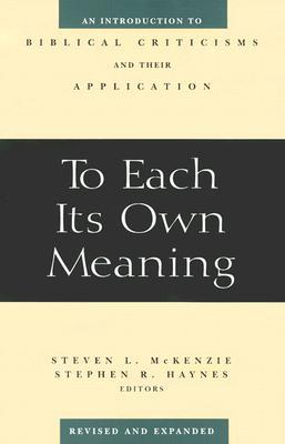The Bible Set: Consisting Of How To Read The Bible And The Access Bible  by  Steven L. McKenzie