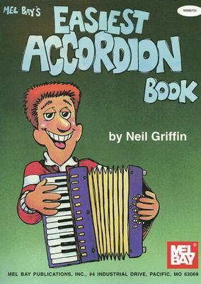 Easiest Accordion Book  by  Neil Griffin
