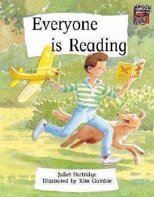 Everyone Is Reading  by  Juliet Partridge