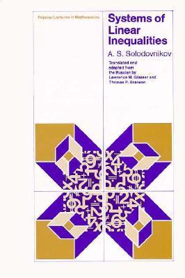 Systems of Linear Inequalities A.S. Solodovnikov