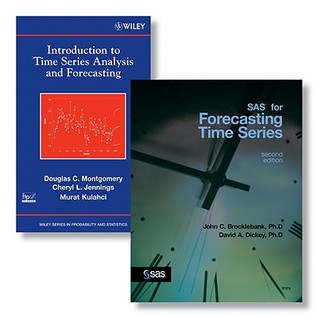 SAS System for Forecasting Time Series, Second Edition + Introduction to Time Series Analysis and Forecasting Set  by  John C. Brocklebank