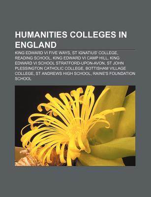 Humanities Colleges in England: King Edward VI Five Ways, St Ignatius College, Reading School, King Edward VI Camp Hill  by  Source Wikipedia