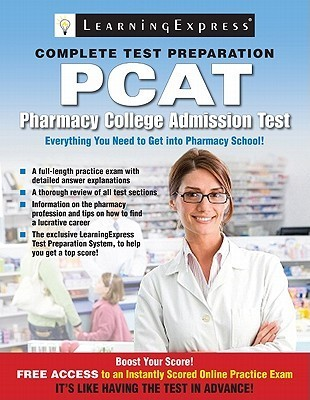 PCAT Pharmacy College Admission Test  by  LearningExpress