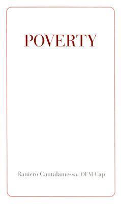 Poverty Raniero Cantalamessa