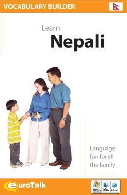 Vocabulary Builder Nepali Euro Talk Interactive