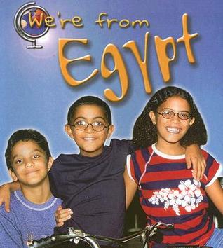Were from Egypt  by  Victoria Parker