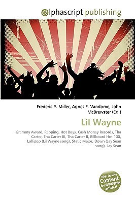 Lil Wayne  by  Frederic P.  Miller