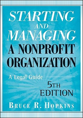 Law of Tax-Exempt Organizations  by  Bruce R. Hopkins