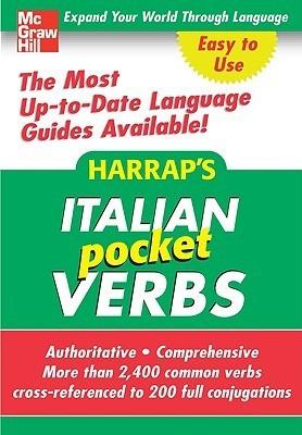 Harraps Pocket Italian Verbs Harrap