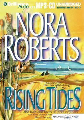 Rising Tides (Chesapeake Bay Saga #2) (Mp3-Cd) (Unabr.)  by  Nora Roberts