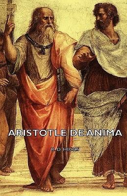 Aristotle de Anima  by  R.D. Hicks