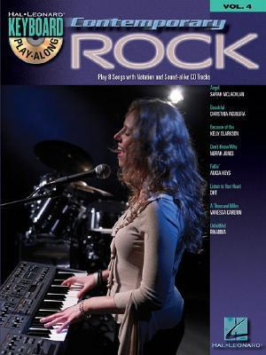 Contemporary Rock: Keyboard Play-Along Volume 4 (Keyboard Play-Along) (Keyboard Play-Along) Songbook